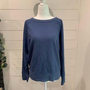 NWT Vintage Soft Raglan Pullover Sweatshirt